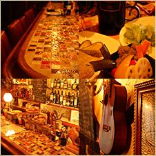 がぶのみワインと料理サンデイオフの店内写真