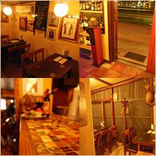 がぶのみワインと料理マンデイオフの店内写真