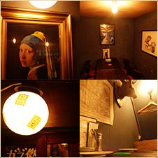 がぶのみワインと料理サアズデイオフの店内写真