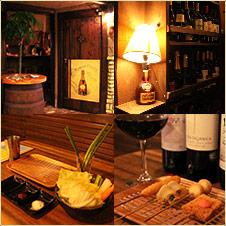 がぶのみワインと料理ウェンズデイオフの店内写真